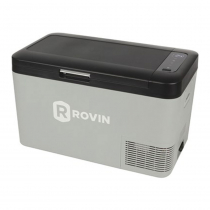 Rovin Portable Fridge with Mobile App Control and USB Charger 25L