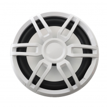 Fusion XS-SL10SPGW XS Series Sports LED Marine Subwoofer 10in 600W