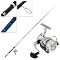 Daiwa D-Shock DSK30-2B/F703M Freshwater Spin Combo with Line 7' 3pc
