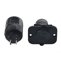 Marinco 2 Wire ConnectPro Receptacle and Plug Combo