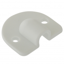 Pacific Aerials P6017 Cable Entry Cover White