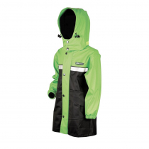 Kaiwaka Kids Parka Lime Green/Grey
