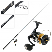 Shimano Stella SW 14000 XG and Energy Concept Topwater Combo 8ft 3in 70-120g PE3-6 2pc