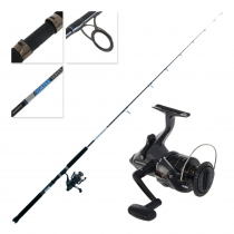 Shimano Baitrunner DL 4000 FB and Vortex Spin Combo 6ft 10in 4-6kg 1pc