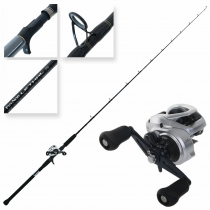Shimano Tranx 300A and Energy Concept Slow Jig Combo 6'4'' 80-200g 1pc