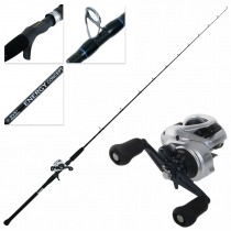 Shimano Tranx 300A and Energy Concept Slow Jig Combo 6ft 4in 80-200g 1pc