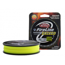 Berkley Fireline Exceed Braid Flame Green 135m 5kg 0.15mm