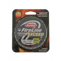 Berkley Fireline Exceed Braid Flame Green 300m 6kg 0.18mm