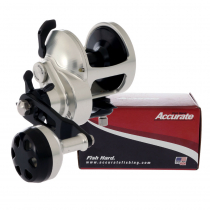 Accurate Tern TX-500 Star Drag Jigging Reel