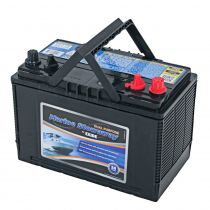 Exide Marine Stowaway Dual Purpose Battery 12V