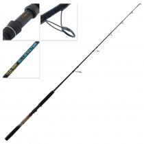 Ugly Stik Bluewater Jig Spinning Rod 5ft 6in PE5 150-300g 1pc