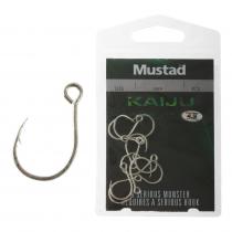 Mustad 10121NP In-Line Jig Hooks