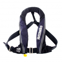 Hutchwilco Super Comfort 170N Manual Inflatable Life Jacket Navy