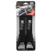 Wilco Super Grip Tie-Downs 3.5m Black
