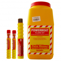 Pains Wessex Powerboat Flare Kit