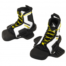 Loose Unit Carbine Multifit Wakeboard Bindings