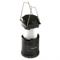 Perfect Image LED Collapsible Mini Camping Lantern White/Flame