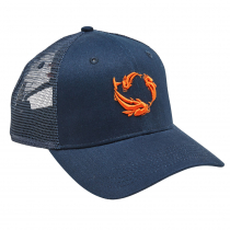 LegaSea X Barkers Logo Trucker Cap Navy
