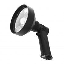 Night Saber 3000lm Rechargeable Handheld LED Spotlight 120mm 27W