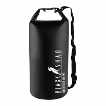Black Shag Waterproof Dry Bag