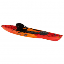 Ocean Kayak Tetra 12 Single Person Kayak Flame