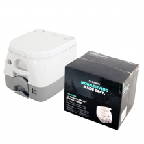 Dometic Sani Pottie Marine/RV Portable Toilet 9.8L