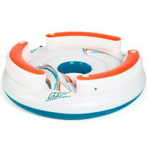 Bestway Hydro-Force Lazy Dayz Inflatable Island Lounge