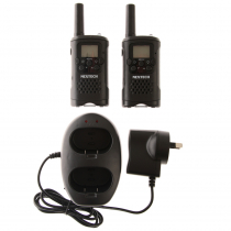 NEXTECH Rechargeable UHF Transceiver Twin Pack 0.5W