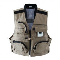 Fishfighter Fly Fishing Vest Short L