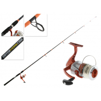 Shakespeare Catch More Fish Jetty Monsta Spinning Combo with Tackle 8ft 4-8kg 2pc