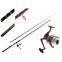 Shakespeare Catch More Fish Beach Patrola Surf Combo with Tackle 12ft 8-12kg 2pc