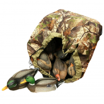 Outdoor Outfitters Decoy Bag Delux Floating Camo