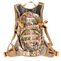 Manitoba Clothing 8 Litre Scout Pack with Bladder Realtree Camo