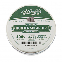 H&N Air Chief .177 Hunter Spear Tip 400 Rounds