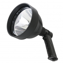 Night Saber 1200lm Rechargeable Handheld LED Spotlight 140mm 15W