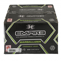 Empire Marballizer .68 Cal Paintballs Blue/Pink Fill - X2000