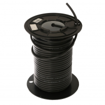 Tinned GYY Single-Core Battery Cable - Survey Approved 16MM 1M Black
