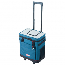Coleman 42 Can Wheeled Soft Chilly Bin
