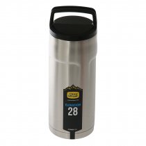 OtterBox Elevation Growler with Screw-in Lid 28oz Stainless Steel