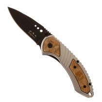 Ridgeline Ranger Closed Linerlock Folding Knife 8.5cm
