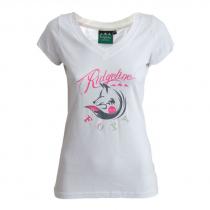 Ridgeline Foxy Womens V-Neck T-Shirt White