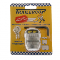 Trailer Cop Anti-Theft Coupling Lock 50mm