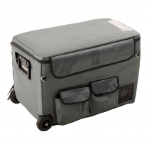 Brass Monkey Ice Grey Insulated Cover for 50L Portable Fridge