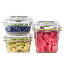 FoodSaver Fresh Containers 3-piece Set