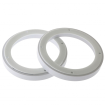 Fusion Mounting Spacer for 6in EL Series Speakers White