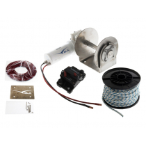 BLA Drum Winch 4500 Kit
