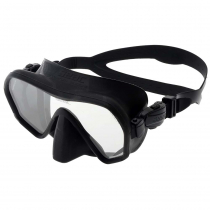 Seac Touch Frameless Dive Mask Black