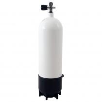 Faber Steel Dive Tank Cylinder 15L with Pro Valve