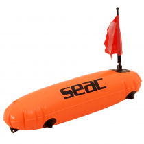 Seac Inflatable Torpedo Dive Float