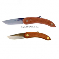 Svord Mini Peasant Knife with Mahogany Handle 2.5in